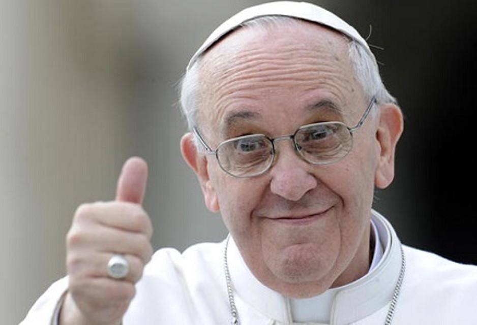 Papa Francesco non è malato di tumore