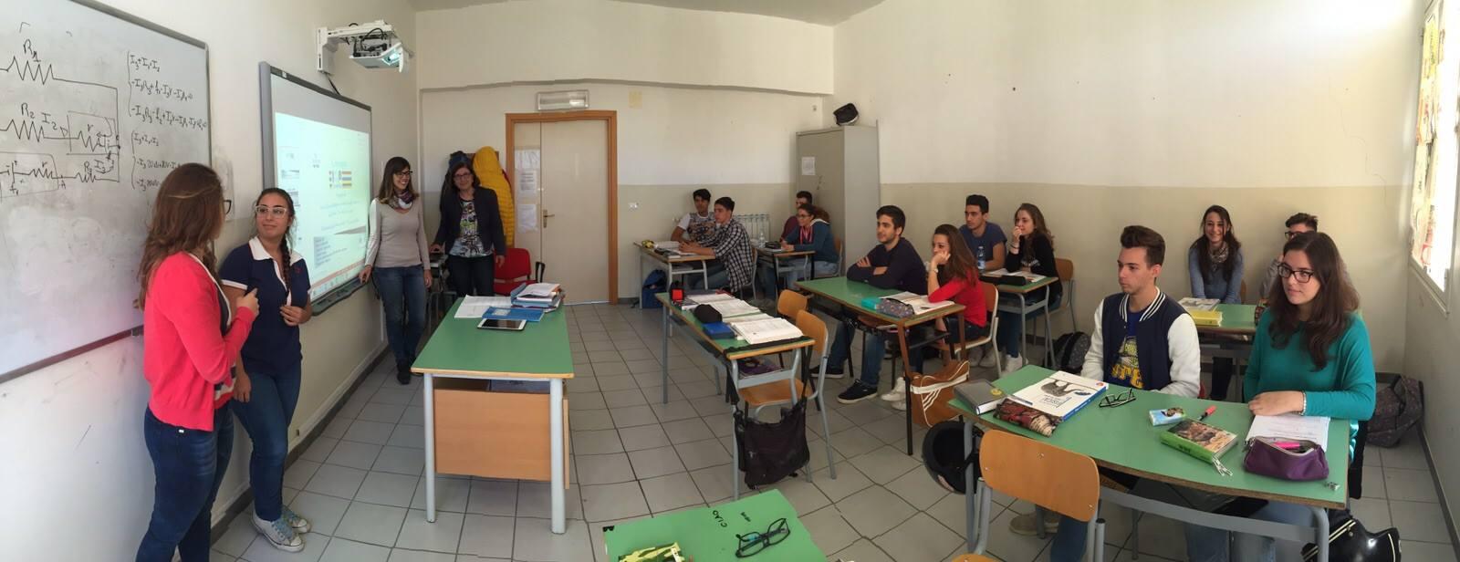"""Il liceo """"Megara"""" di Augusta presenta progetto del MIURal Job&Orienta di Verona"""