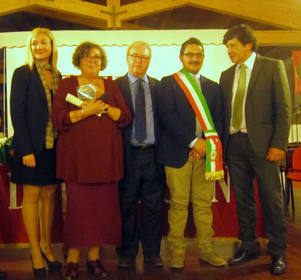 A Pachino la cittadinanza alla figlia di Vitaliano Brancati