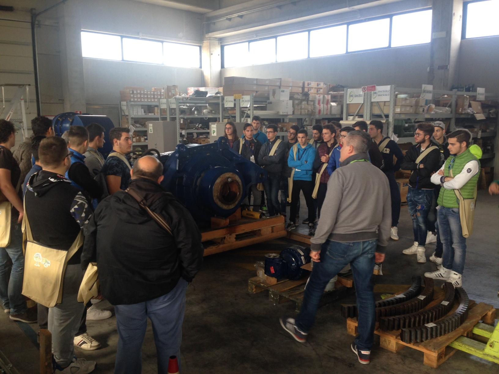 Compie 10 anni la Giornata dell'Energia Elettrica Gli studenti di cinque istituti in visita ai siti di Melilli e Carlentini