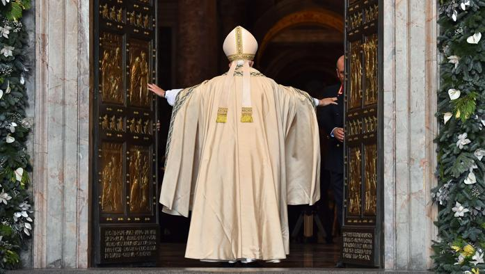 La Chiesa è in festa: inizia il Giubileo della Misericordia