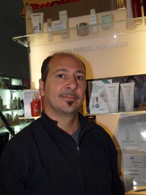 "Il parrucchiere di Carlentini Gregorio Franco al talent tv ""Lookmaker Academy"""