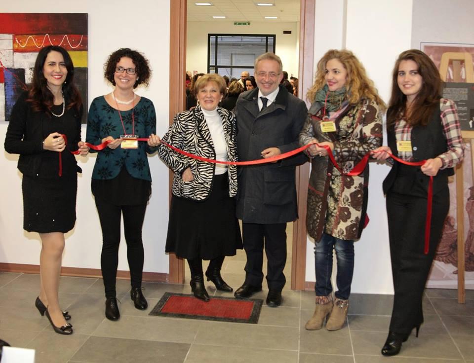 Inaugurata la nuova sede della Rete Centri Antiviolenza di Raffaella Mauceri