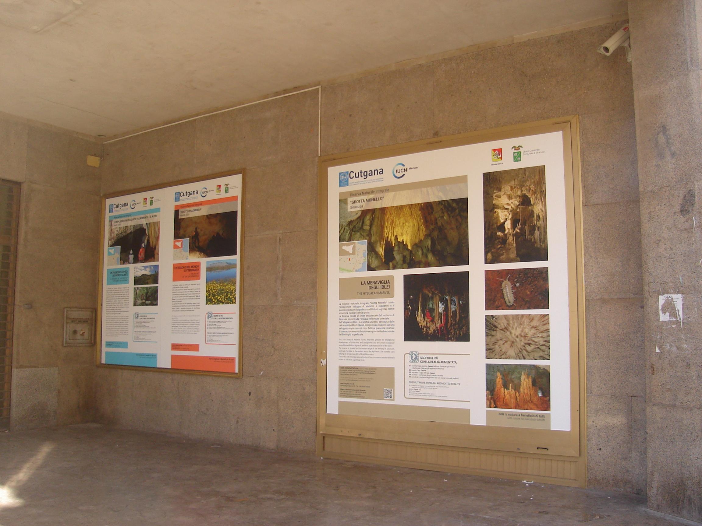 """Un'altra perla del territorio per il turismo: apre ai visitatori la """"Grotta Monello"""" ."""