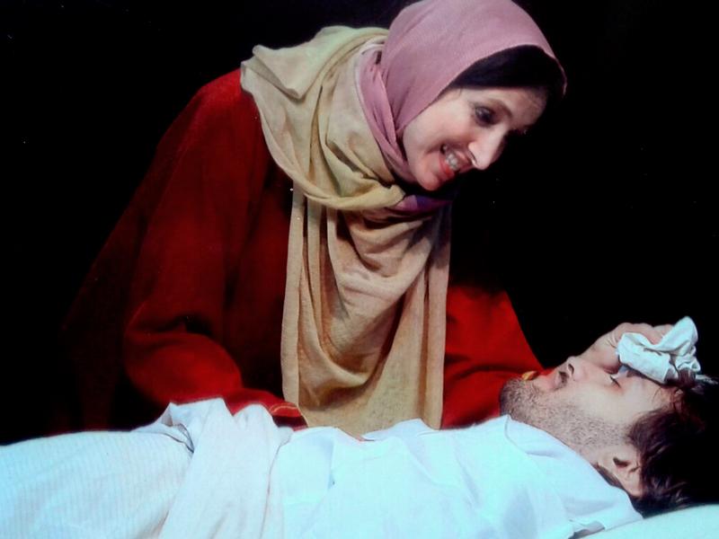 """Barbara Gallo è la protagonista di """"Pietra di pazienza""""dello scrittore afgano Atik Rahimi"""