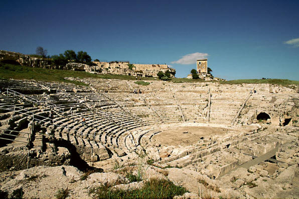 Teatro greco di Siracusa:Giornata di studio e riflessioni per coniugare tutela e fruizione