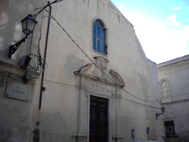 Siracusa: partono i lavori al campanile di San Pietro al Carmine