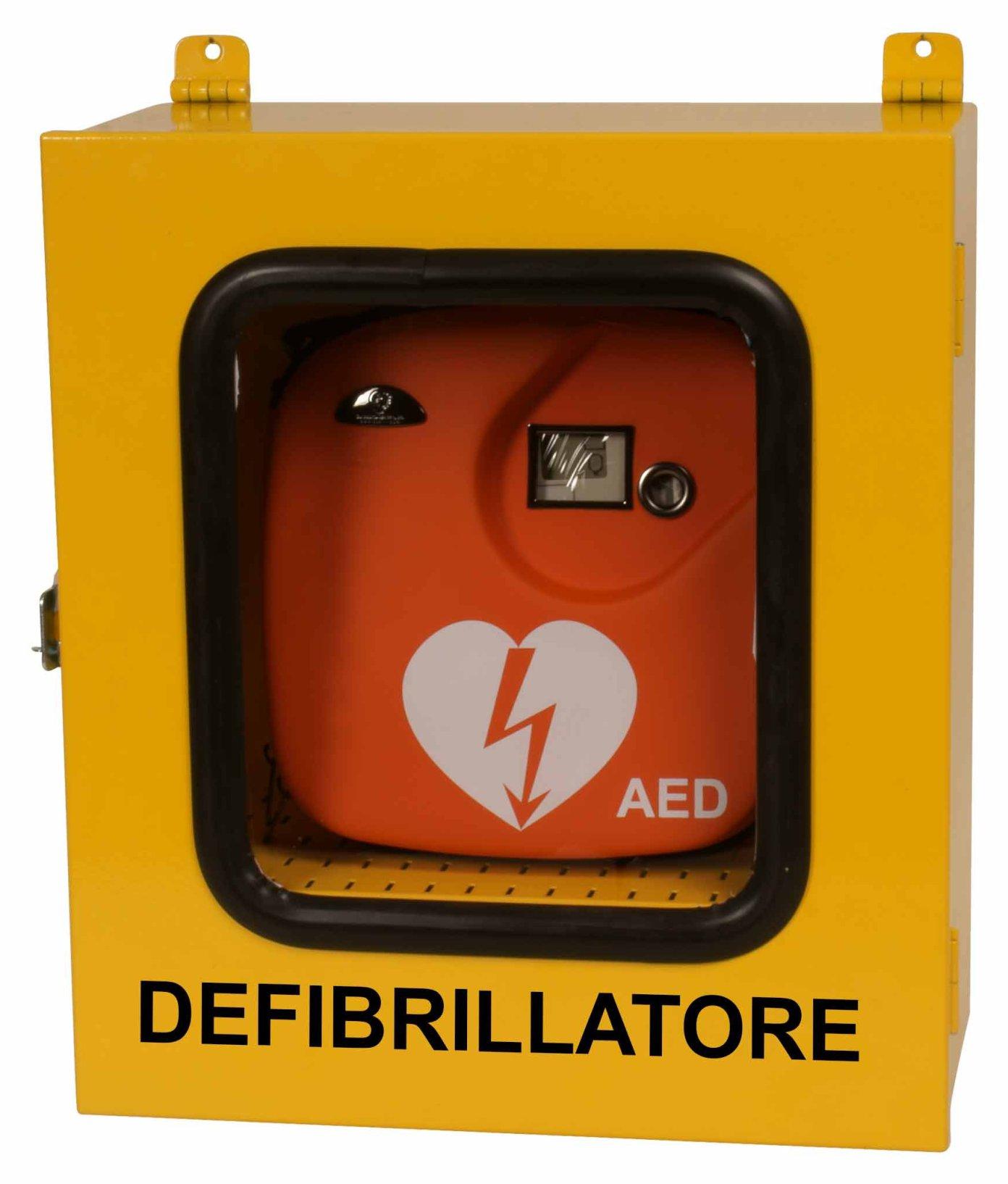 Il Rotary dona tre defibrillatori a Siracusa