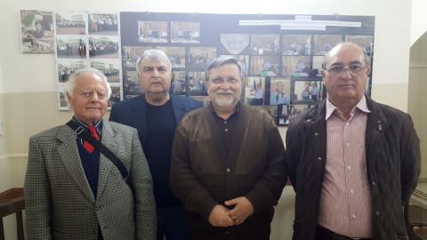 Il cavaliere Alfio Caltabiano riconfermato presidente dell'associazione Combattenti e reduci di Carlentini