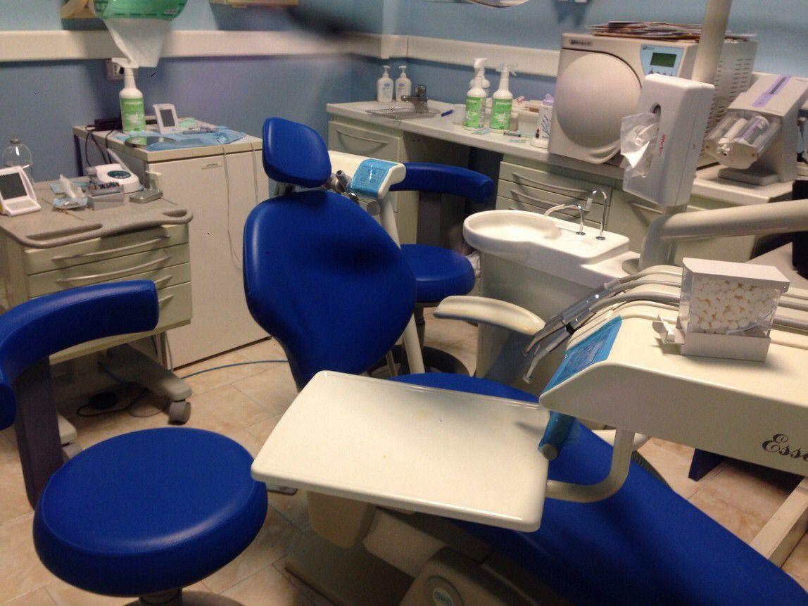 """Inaugurato centro dentistico gratuito """"Salvo Calogero"""" a Librino"""