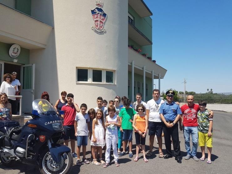 Carlentini 20 ragazzi di augusta radio