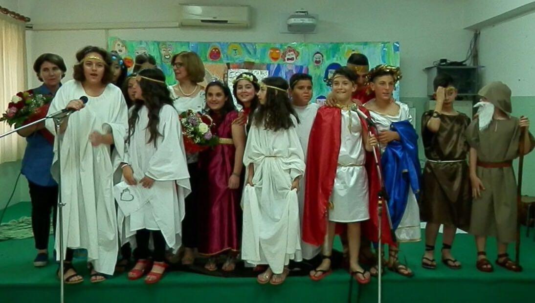 "La tragedia greca ""Antigone"" di Sofocle"