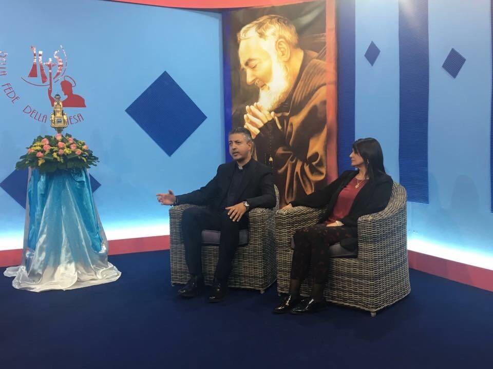 Siracusa, La Madonna delle Lacrime domani su Tele Radio Padre Pio E Solennità  di Tutti i Santi in Santuario  con le Reliquie di San Giovanni Paolo II