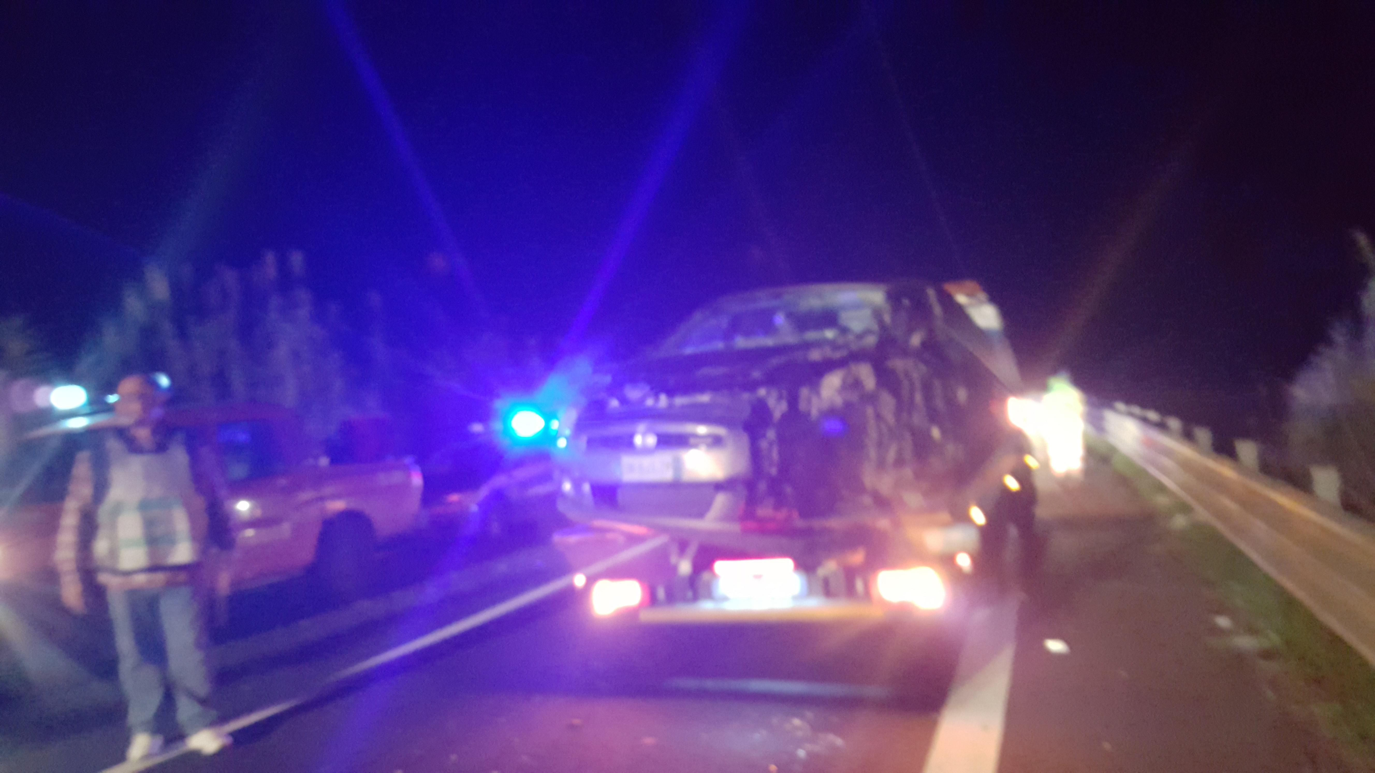 Lentini, Pauroso incidente stradale sulla 194 Catania – Ragusa. Primo intervento della Guardia di finanza della Tenenza di Lentini