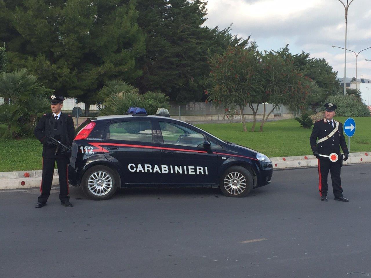 Carlentini, tagliano tre tonnellate di alberi di ulivo, arrestati dai carabinieri di Lentini