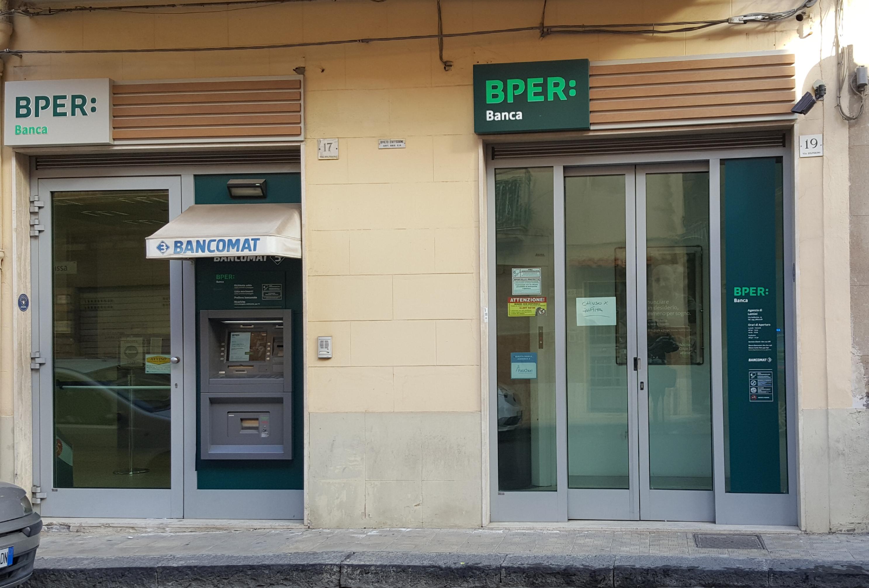 Lentini, tentata rapina alla Bper di via Soferino. Il rapinatore fugge a mani vuote. Indagano i Carabinieri