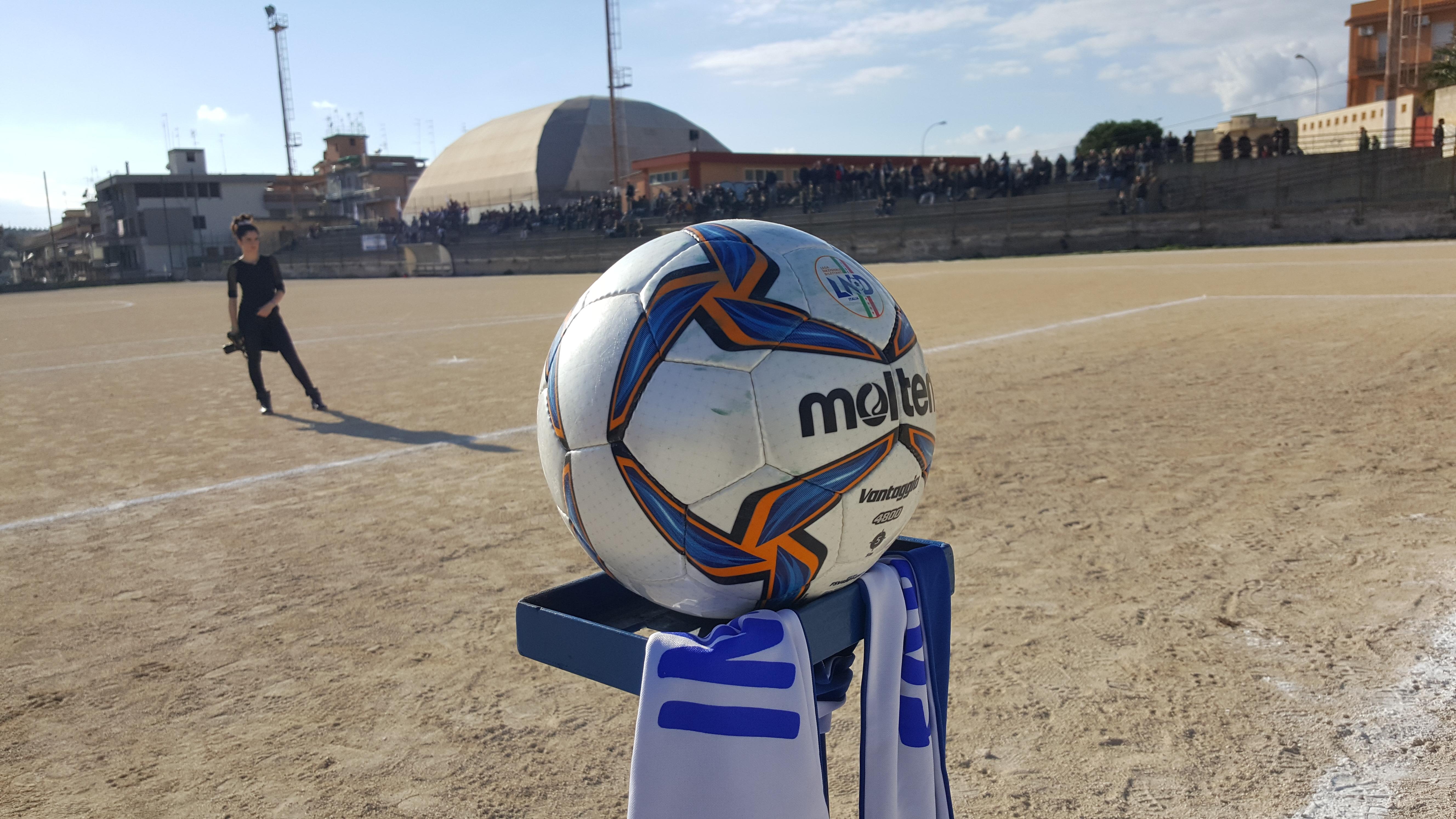 Calcio, Promozione: il Carlentini blocca la capolista Marina di Ragusa.