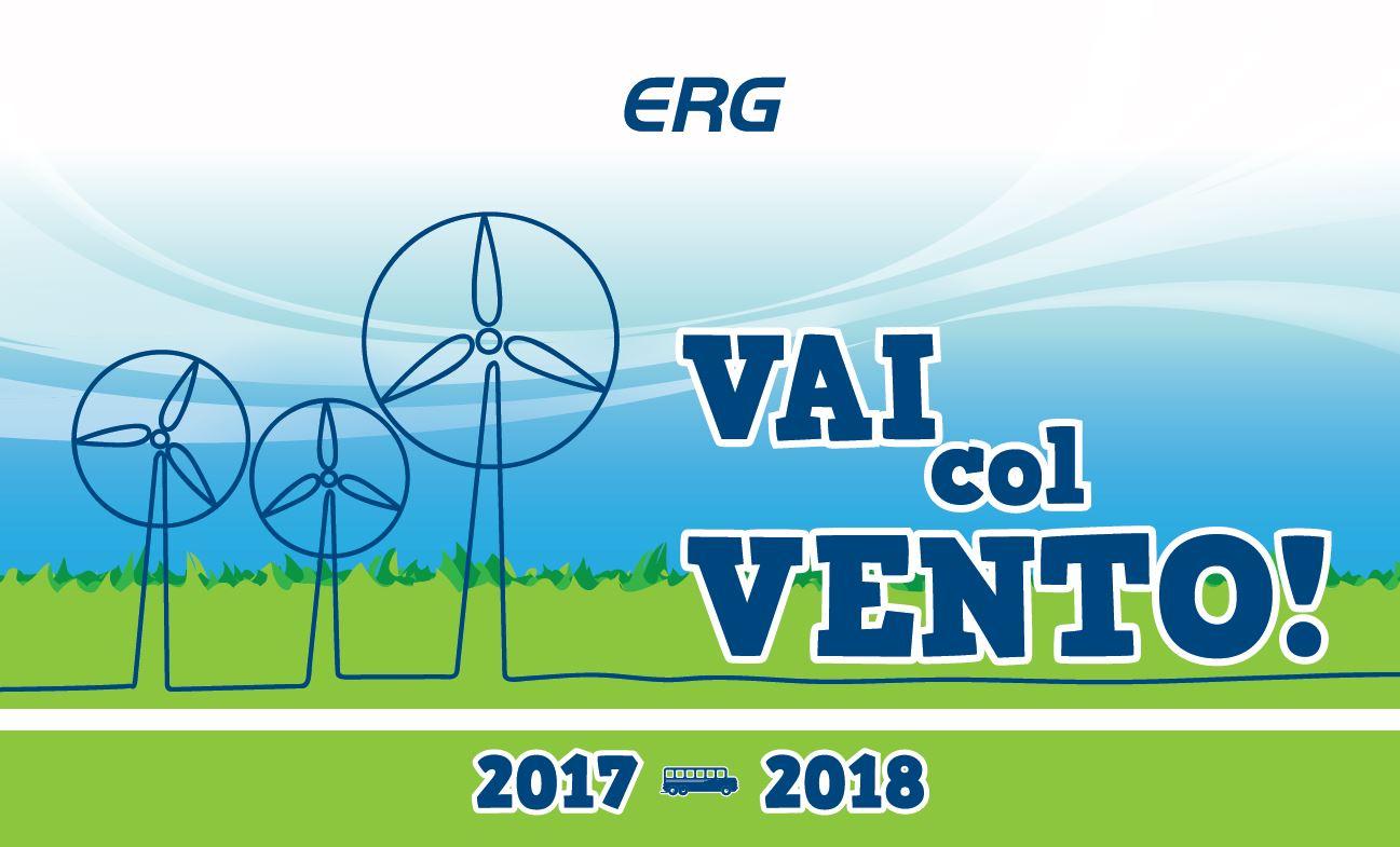 """""""VAI COL VENTO!"""" Parte dalla Sicilia la quinta edizione del progetto di educazione ambientale promosso da Erg"""