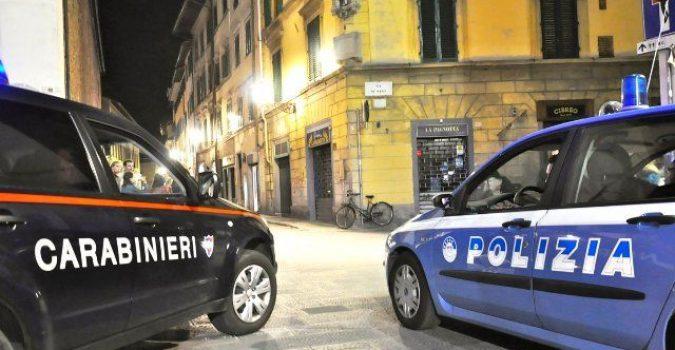 Lentini, Polizia e Carabinieri sventano un furto all'Unitalsi: presi i due ladri. Il Magistrato dispone di denunciali a piede libero.