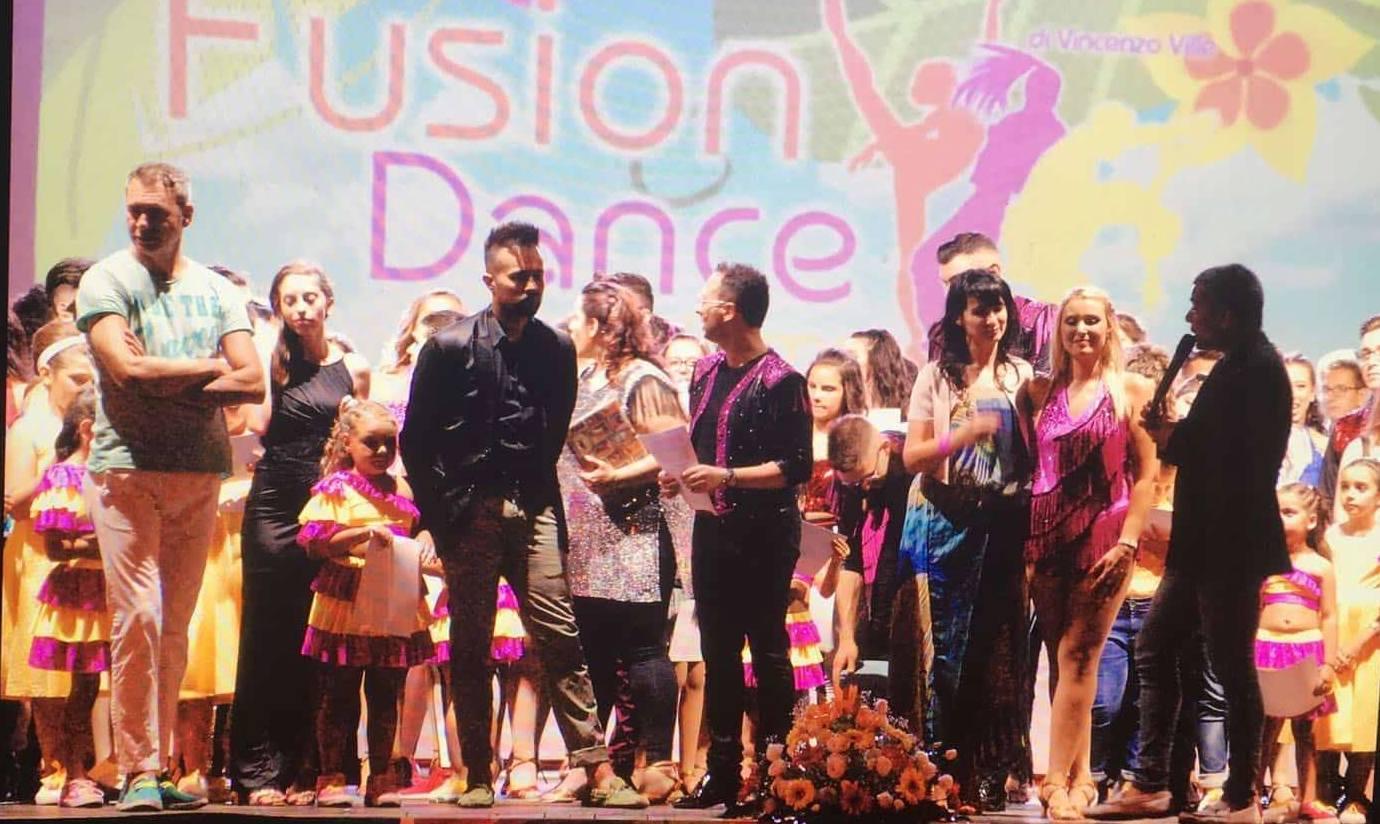 """Francofonte. L'allegria e la passione per la danza nel saggio spettacolo della """"Fusion Dance Academy"""""""