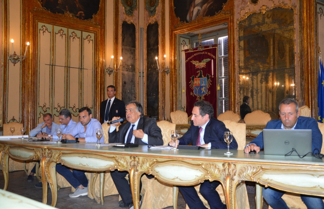 Palermo, PROGETTO RETE SITI UNESCO, IERI LA PRESENTAZIONE IN SICILIA         Spettacoli, seminari, invasioni digitali, una virtual card e un portale per il rilancio dei territori