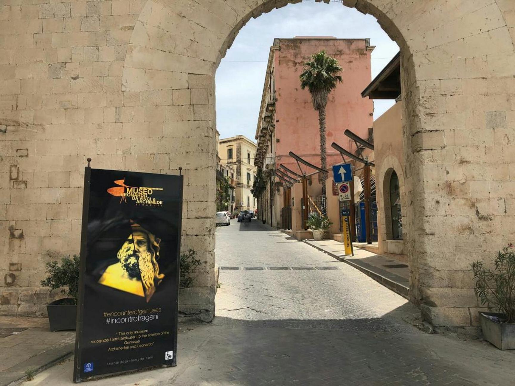 Siracusa, Il Museo Leonardo da Vinci e Archimede ha un nuovo visual