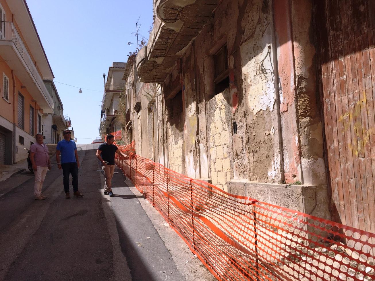 Pachino, Palazzo municipale di  via Bixio, oggi  al via il cantiere