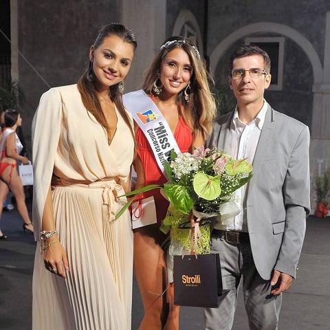 Catania, Miss Venere 2018: vince Martina Di Maria