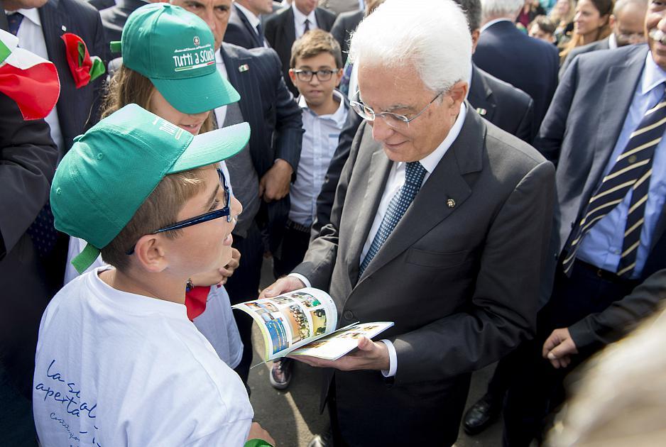 INAUGURAZIONE DELL'ANNO SCOLASTICO ALL'ISOLA D'ELBA