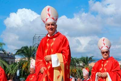 Noto, Mons. Staglianò: Papa Francesco a Palermo ci ha incoraggiati sulle vie di Dio