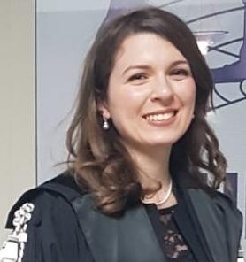 Carlentini, l'avvocatessa dei record: Emanuela Favara, Magistrato