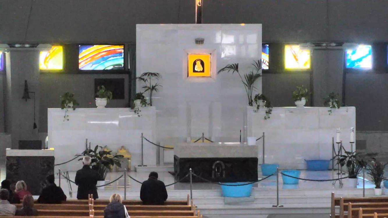 Siracusa, Tv2000 e Rete 4, in diretta le Sante Messe dal Santuario Madonna delle Lacrime