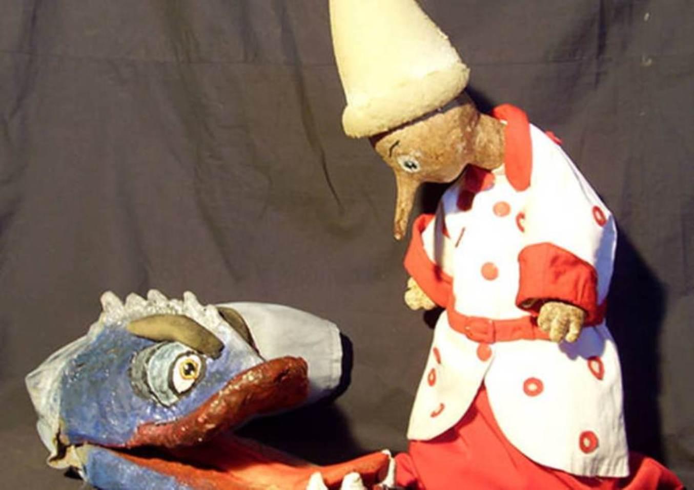 """Siracusa, San Martino Puppet Fest, domani """"Di Pinocchio l'avventura"""""""