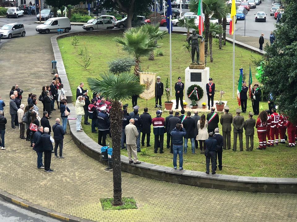 Lentini e Carlentini ricordano Emanuele Ferraro nel quindicesimo anniversario della strage di Nassiriya.