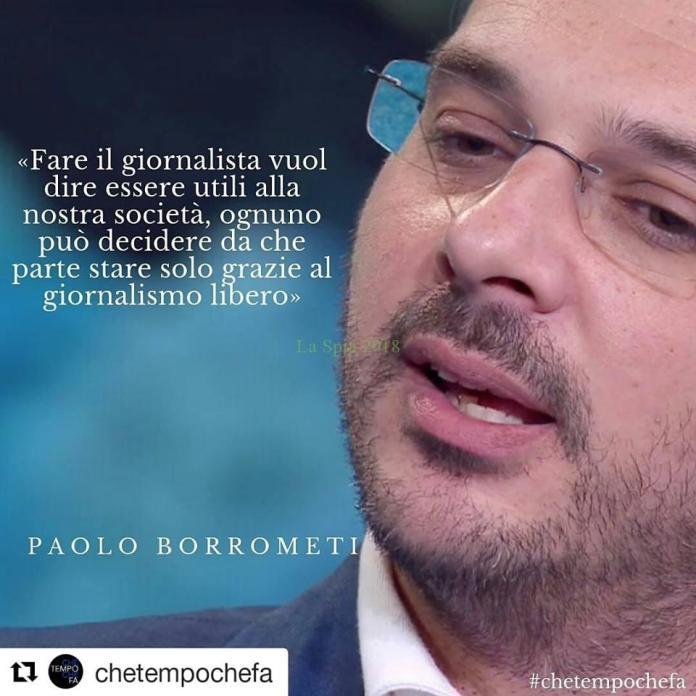 """Roma, il giornalista Paolo Borrometi vince il premio internazionale """"Peter Mackler"""""""