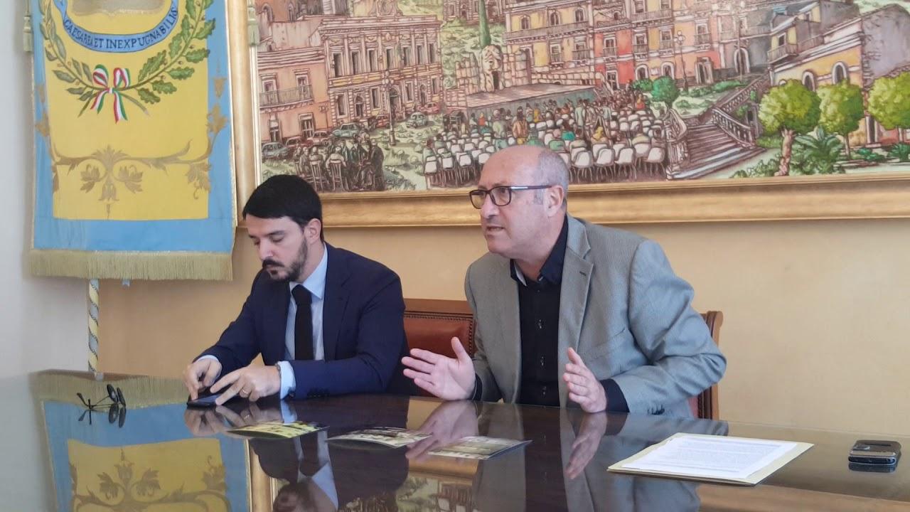 """Carlentini. Conferenza stampa """"kouros deve tornare a Lentini"""