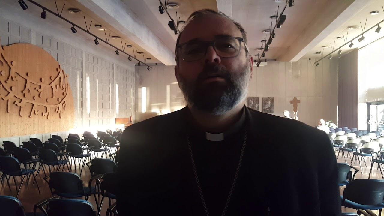 Mons. Paolo Giulietti vescovo ausiliare dell' Arcidiocesi di Perugia.