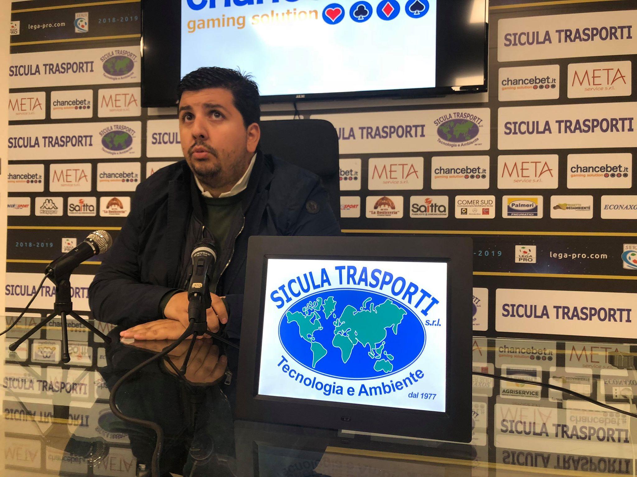 Lentini, Sport. domani, alle 11, il presidente della Sicula Leonzio Giuseppe Leonardi incontrerà i giornalisti e gli operatori della comunicazione.
