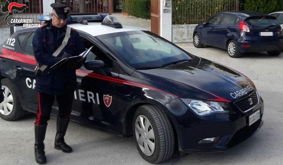 Augusta, i Carabinieri arrestato un pregiudicato per evasione.