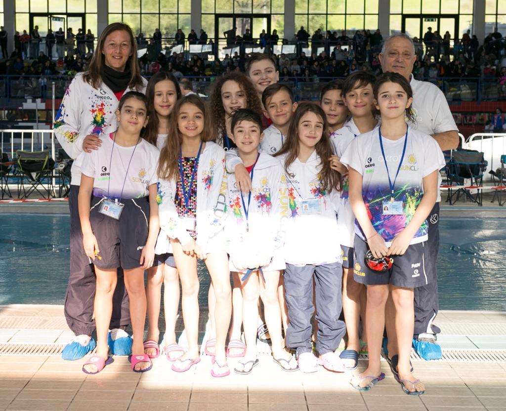 Siracusa, Sport: Giovani campioni siracusani si affermano nei Campionati regionali invernali di nuoto indoor.