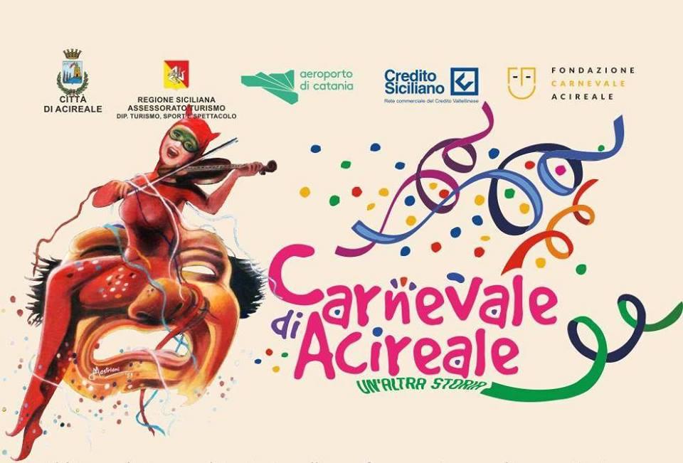 Acireale, ottomila spettatori hanno visitato le prime due giornale del Carnevale.