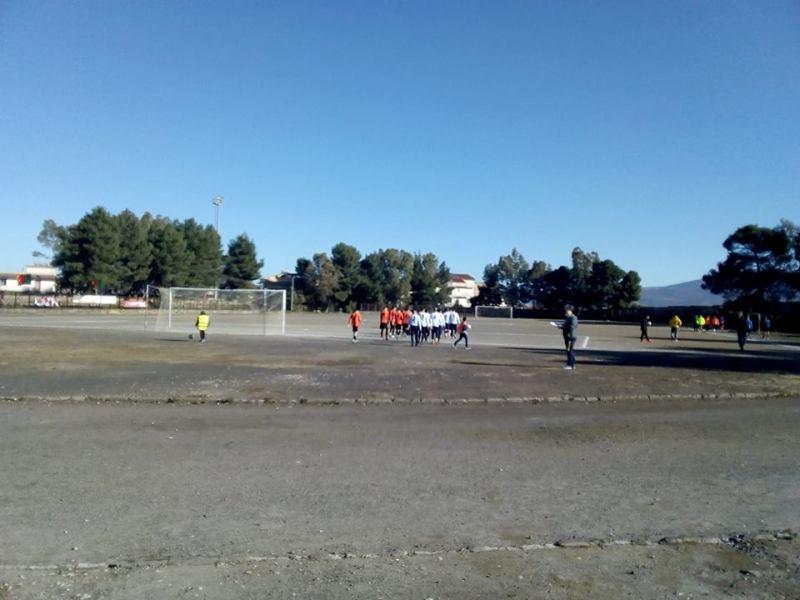 Città di Francofonte- Calcio Belpasso: pari per i verde arancio