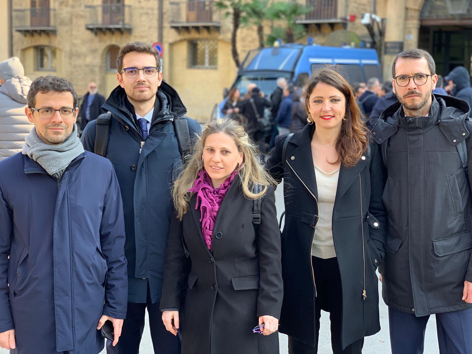 Palermo, Crisi ex province, una delegazione siciliana del MoVimento 5 Stelle ieri ha incontrato il presidente Musumeci per risollevare le sorti dei Liberi Consorzi Comunali
