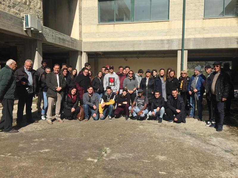 """Francofonte. I militari americani di Sigonella incontrano gli studenti dell'""""Alaimo"""""""