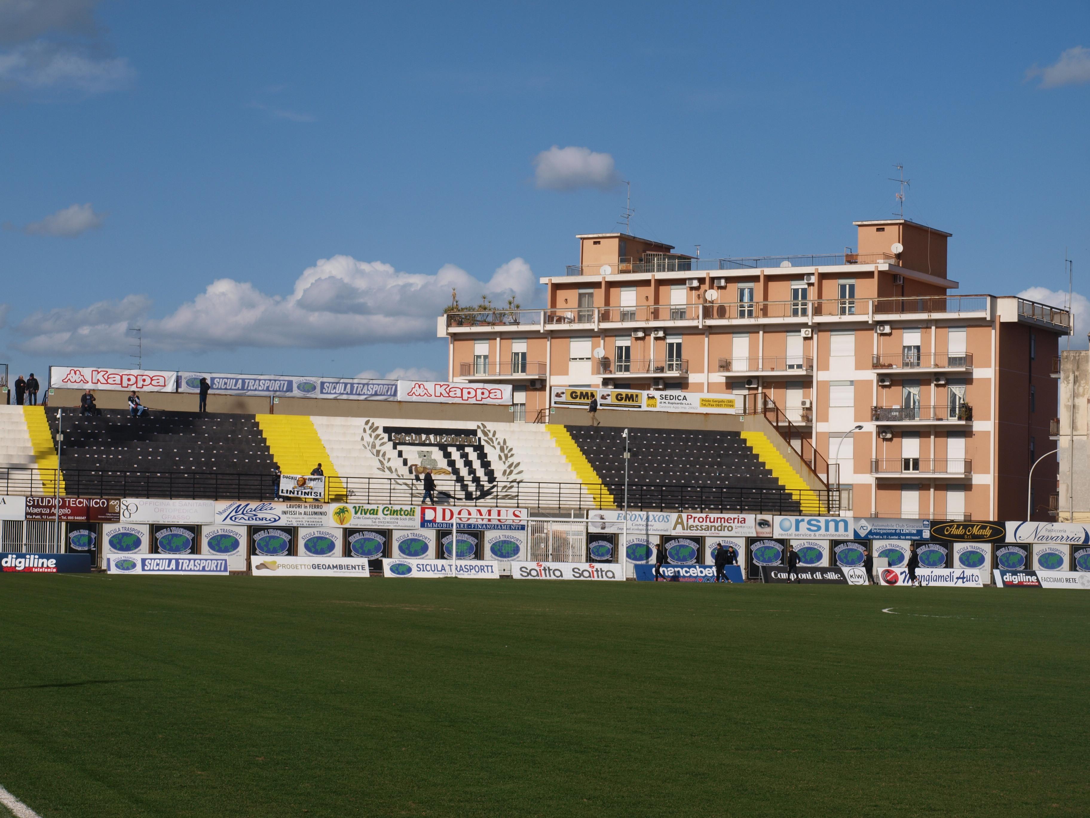 Lentini, Sport: La Sicula Leonzio, oggi, ha effettuato un allenamento congiunto con il Floridia.