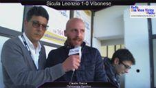 Diretta Sicula Leonzio – Vibonese