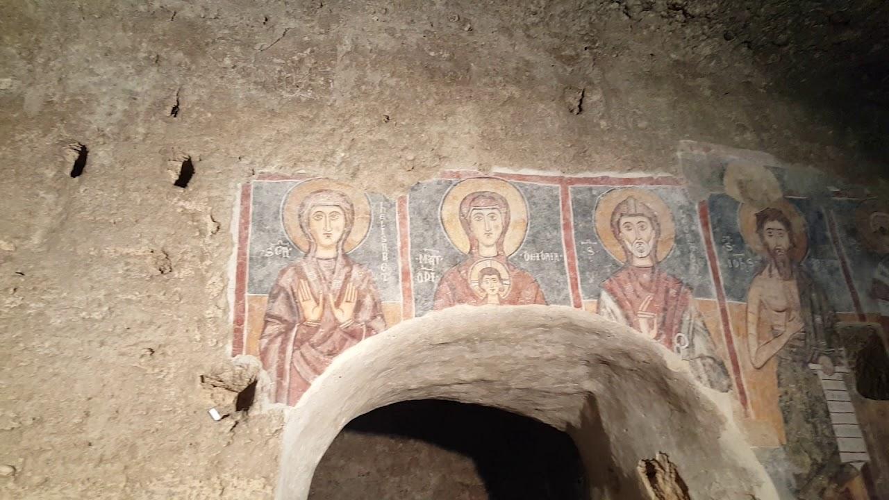 """Lentini, Fai. Ventisette storie che cominciano per i """"Luoghi del cuore"""", Chiesa rupestre del Crocifisso"""
