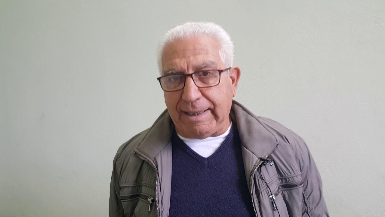 Lentini. Il presidente provinciale Arcicaccia Rosario Vacante