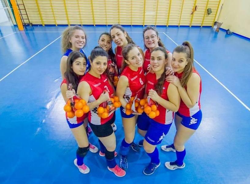Francofonte: Asd Seven Volley e Comune insieme per la promozione dell'arancio Tarocco
