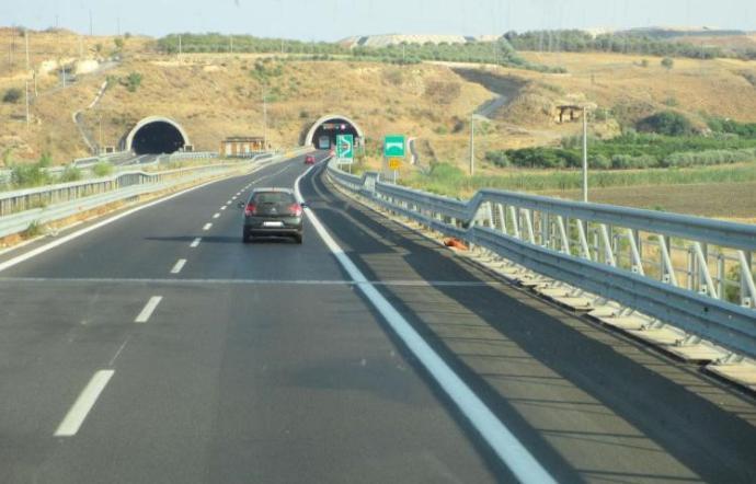 Autostrada Catania-Siracusa, chiusure notturne tra il 19 e il 30 marzo